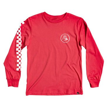 Quiksilver Little Boys' Golden Embers Tee