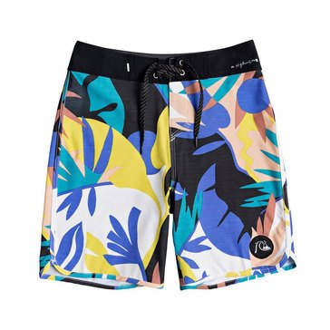 Quiksilver Little Boys' Highline Tropical Flow 14 Boardshorts