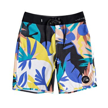 Quiksilver Big Boys' Highline Tropical Flow 17 Boardshorts