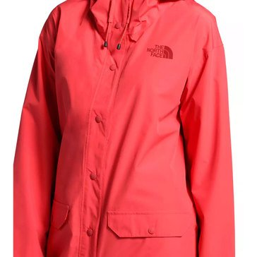 The North Face Women's Woodmont Rain Jacket