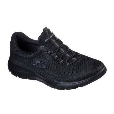 Skechers Sport Women's Summits Mesh Bungee Slip-On Sneaker