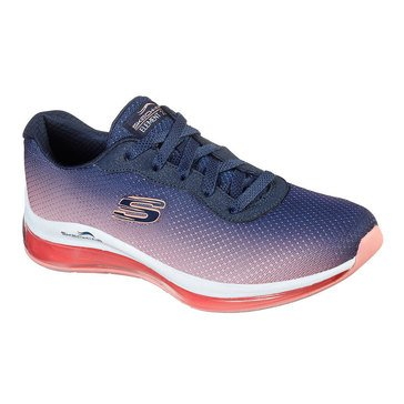 Skechers Sport Women's Skech-Air Element 2.0 Ombre Mesh Lace-up Sneaker