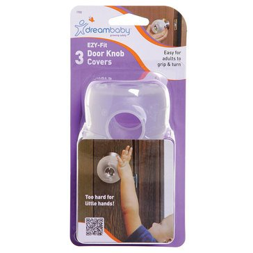 Dreambaby Door Knob Covers - 3 Pack