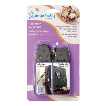 Dreambaby Flat Screen TV Saver - 2 Pack