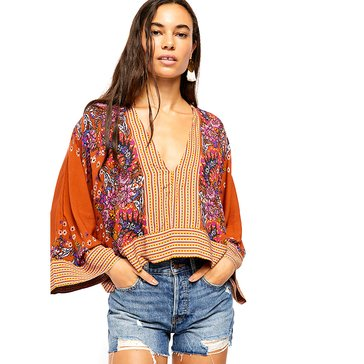 Free People Women's Mix N Match Blouse