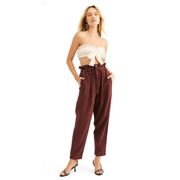 Free People Women's Margate Pleated Pants