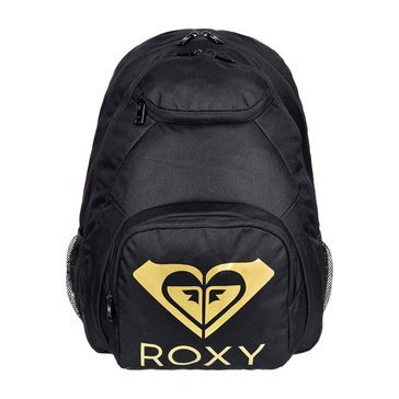 Roxy Shadow Swell Solid Logo Backpack