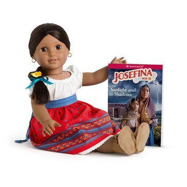 American Girl Josefina Doll & Book