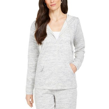 Style & Co Women's Speckled Hoodie