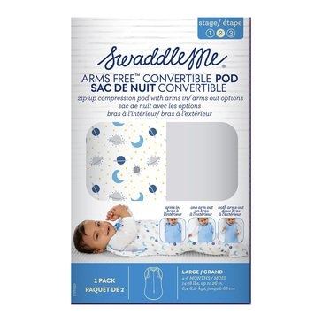 SwaddleMe Progression 2-Pack Pods