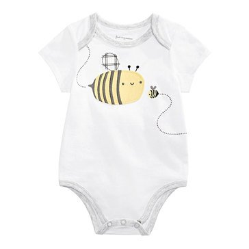 First Impressions Baby Boys' Bee Bodysuit