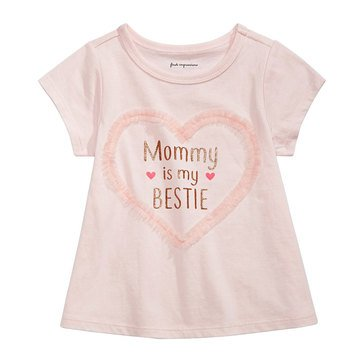 First Impressions Baby Girls' Mommy Tee