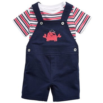 First Impressions Baby Boys' Crab Shortall