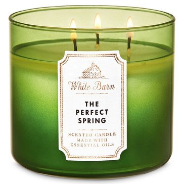 White Barn The Perfect Spring 3-Wick Candle