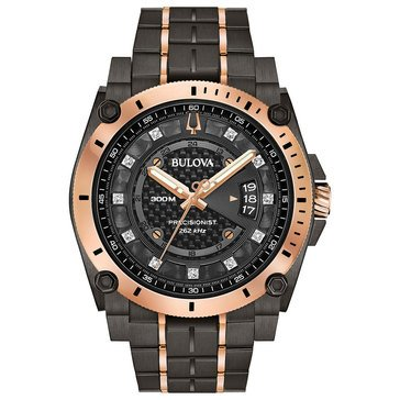 Bulova Men's Precisionist Bracelet Watch