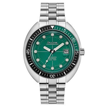 Bulova Men's Oceanographer Bracelet Watch