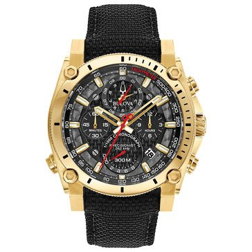Bulova Men's Precisionist Sport Strap Watch