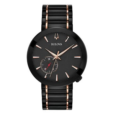Bulova Men's Latin Grammy Edition Bracelet Watch