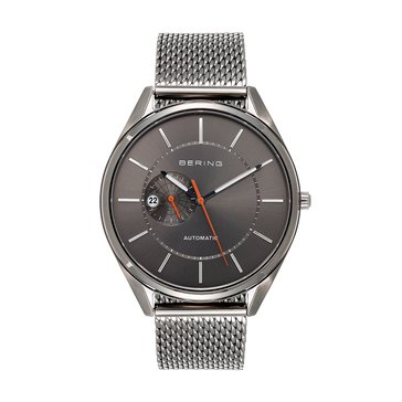 Bering Men's Automatic Mesh Strap Watch