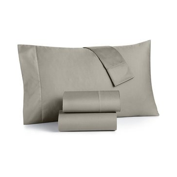 Charter Club Damask 550 Thread Count Solid Sheet Set