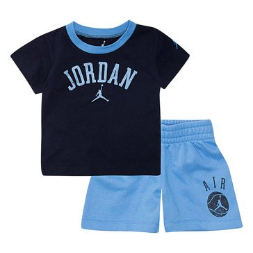 Jordan Toddler Boys' Authentic Shorts Set