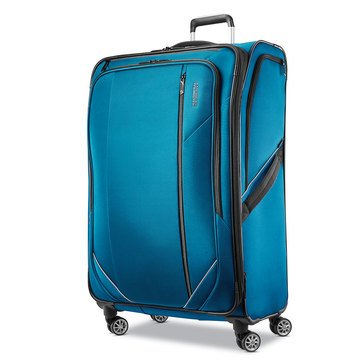 American Tourister Zoom Turbo 28 Inch Softside Spinner Upright