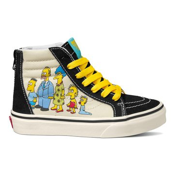 Vans Little Boy's The Simpsons 1987-2020