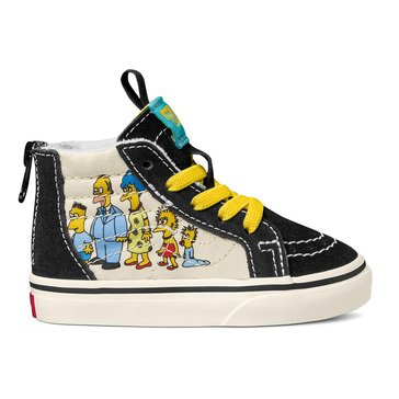 Vans Boy's The Simpsons 1987-2020 (Infant/Toddler)