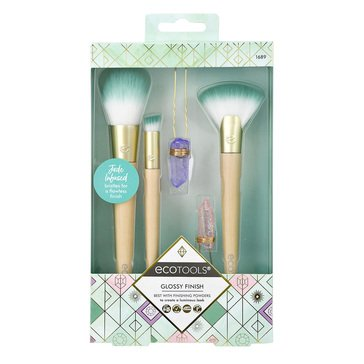 Ecotools Glossy Finish Brush Set