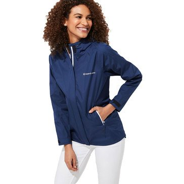 Vineyard Vines Women's Stow and Go Rain Coat