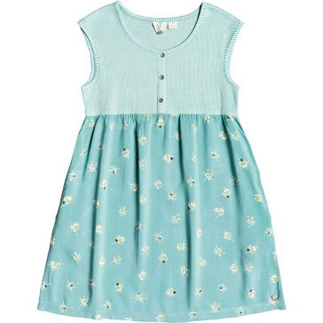 Roxy Big Girls Hey Mama Baby Doll Dress