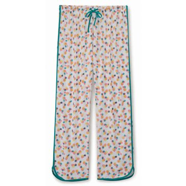 Yarn & Sea Women's Rayon Challis Sleep Pants