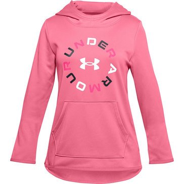 Under Armour Girls Graphic Hoodie