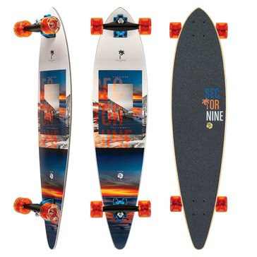 Sector 9 Classix Series Jewell Merchant Skateboard