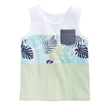 First Impressions Baby Boys' Tropical Tank