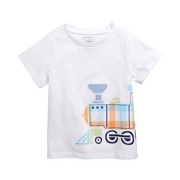 First Impressions Baby Boys' Train Engine Tee