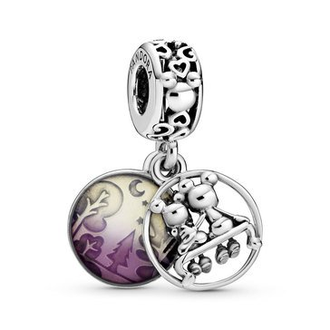 Pandora Disney Mickey and Minnie Happily Ever After Dangle Charm