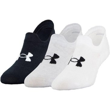 Under Armour Women's Ultra Lo 3-Pack Socks