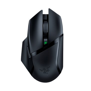 Razer Basilisk X HyperSpeed Wireless Ergonomic Gaming Mouse