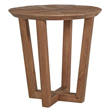 Signature Design by Ashley Kinnshee Round End Table