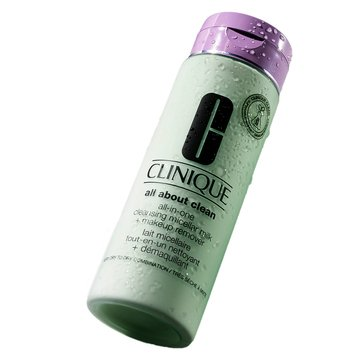 Clinique All About Clean All-In-One Micellar Milk and Makeup Remover I-II