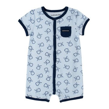Calvin Klein Baby Boy Knit Romper APR20