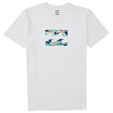 Billabong Boys' Team Wave T-Shirt