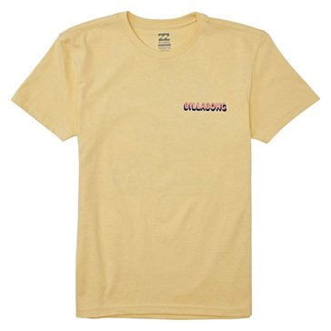 Billabong Boys Shreddin Short Sleeve Tee