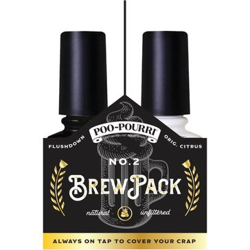 Poopouri Men's Brew pack Gift Set