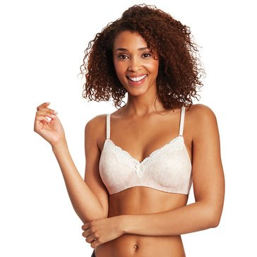 Maidenform Women's Comfort Devotion Wire Free Lift Bra