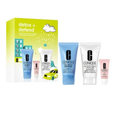 Clinique SOS Kit - Detox Defend