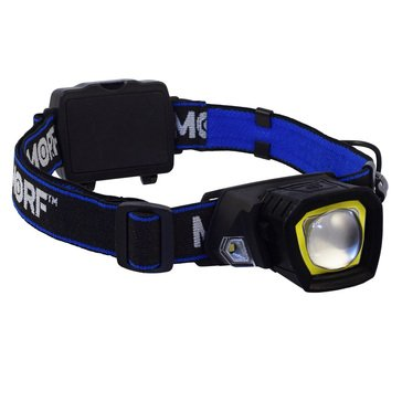 Police Security Morf R230 Rugged Headlamp