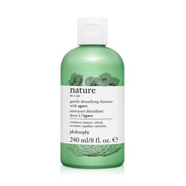 Philosophy Nature in a Jar Gentle Detoxifying Cleanser