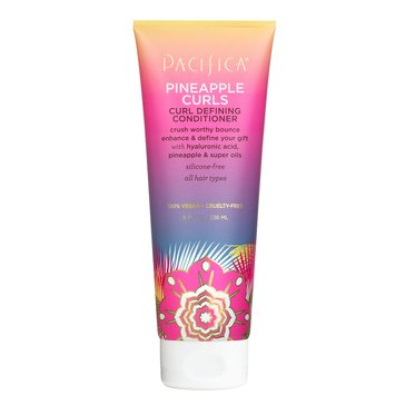 Pacifica Pineapple Curls Curl Defining Conditioner